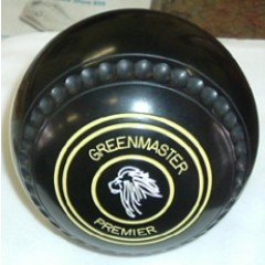 Greenmaster Premier Black