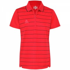 Sporte Leisure Ladies Viva Polo Pop Red
