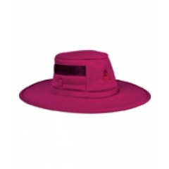 Reo BA Logo Cricket Hat - Maroon