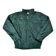 Henselite Rain Jacket - Bottle Green Lined