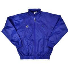 Henselite Rainwear Jacket - Unlined Elastic Royal Blue