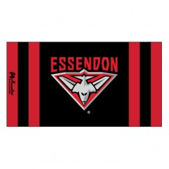 Henselite AFL Dri Tec Towel - Essendon