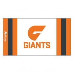 Henselite AFL Dri Tec Towel - GWS Giants