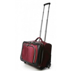 Hunter Bowls Bag: 850 Trolley Burgundy