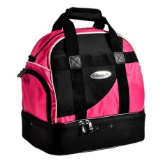 Henselite Bowls Bag: Model H557 Pink/Black