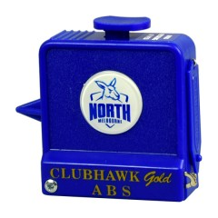 Club Hawk AFL Measure - North Melbourne