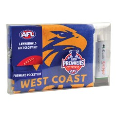 AFL Premiers 2018 Forward Pocket Kit - West Coast Eagles