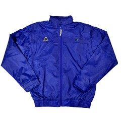 Henselite Rain Jacket - Royal Blue Lined