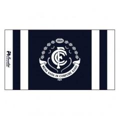 Henselite AFL Dri Tec Towel - Carlton