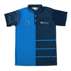 Henselite Mens Competitor Polo - Royal/Navy