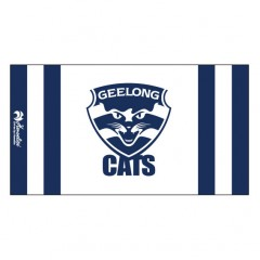 Henselite AFL Dri Tec Towel - Geelong Cats