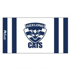 Henselite AFL Dri Tec Towel - Geelong Cats
